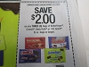 15 Coupons $2/3 bags Butterfinger Baby Ruth Chrunch 100 Grand 10/31/2020