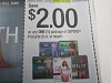 15 Coupons $2/1 Depend Products 10/31/2020