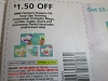 15 Coupons $1.50/1 Pampers Diapers or Easy Ups Training Underwear 10/10/2020