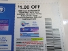 15 Coupons $1/1 Crest Toothpaste or Liquid Gel 3oz 10/10/2020