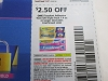 15 Coupons $2.50/1 Fixodent Adhesive Twin or Triple Pack 1.4oz 10/10/2020