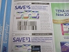 15 Coupons $5/2 Tena Maximum Ultimate or Overnight Pads + $1/1 Tena Moderate Pads 10/25/2020