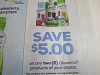 15 Coupons $5/2 Glucerna 11/15/2020