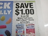 15 Coupons $1/2 Welch's Fruit Snacks 11/28/2020