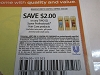 15 Coupons $2/2 Suave Professionals Hair Care 10/31/2020