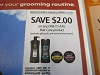 15 Coupons $2/1 Axe Hair Care 11/1/2020