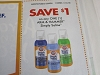 15 Coupons $1/1 Arm & Hammer Simply Saline 11/21/2020