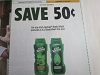 15 Coupons $.50/1 Irish Spring Body Wash DND  11/8/2020