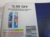 15 Coupons $2/1 Oral B Battery Toothbrush 11/7/2020