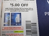 15 Coupons $5/1 Oral B Vitality or Pro Series 500 Rechargeable Electric Toothbrush 11/7/2020