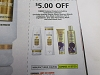 15 Coupons $5/3 Pantene Products 11/7/2020