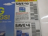15 Coupons $10/1  Claritin 60ct 11/8/2020 + $4/1 Claritin 24ct 11/29/2020