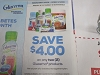 15 Coupons $4/2 Glucerna 12/15/2020