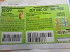 15 Coupons $2/1 Garnier Whole Blends + Buy 1 Get 1 FREE Garnier Fructis Treat Shampoo Conditioner 11/7/2020