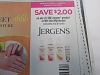 15 Coupons $2/1 Jergens or Wet Skin Moisturizer 12/6/2020