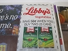 15 Coupons $.50/2 Can Libby's Vegetables 12/27/2020
