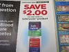 15 Coupons $1/1 Safetussin 12/31/2020 Avaiable at CVS