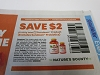 15 Coupons $2/1 Sundown Product 12/12/2020