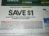 15 Coupons $1/2 Clorox Bleach 77oz 1/22/2021