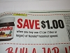 15 Coupons $1/1 13oz Nutella Hazelnut Spread 1/17/2021