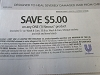 15 Coupons $5/1 Nexxus Product 12/19/2020