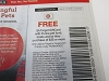 15 Coupons $5 Target Gift Card WYB $25 in Purina Pet Food Treats or Litter 12/26/2020