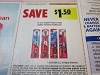 15 Coupons $1.50/1 Colagte Adult or Kids Battery Powered Toothbrush 12/19/2020