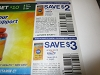 15 Coupons $2/1 Ester C Tablets 60ct + $3/1 Ester C 90ct 1/31/2021