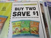 15 Coupons $1/2 Good Health 4.5oz DND Veggie Chips Stix or Straws 3/31/2021