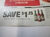 15 Coupons $1.15/1 Tabasco 5oz Sauce 4/24/2021