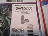 15 Coupons $2/1 Dove Men+Care Hair Product 2/27/2021