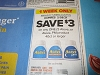 15 Coupons $3/1 Aleve or Aleve PM 40ct 2/28/2021