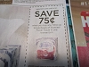 15 Coupons $.75/2 Single Boxes Scotties Facial Tissue 4/18/2021