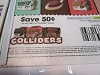 15 Coupons $.50/1 Colliders Dessert 6/21/2021 DND  Hershey's, Reese's, Kit Kat