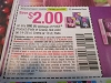 15 Coupons $2/1 Poise Product 5/1/2021