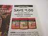15 Coupons $1/2 Sargento Shredded Natural Cheese 5/23/2021