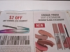 15 Coupons $2/1 Rimmel Eye Product 5/31/2021