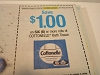 15 Coupons $1/6 Cottonelle Bath Tissue 5/8/2021