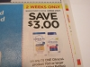 15 Coupons $3/1 Citrical 70ct 4/25/2021
