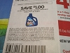 15 Coupons $1/1 Purex Laundry Detergent 65oz 4/25/2021