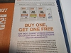 15 Coupons Buy 1 Get 1 Free Right Guard Xtreme Defense or Dry Idea 4/25/2021