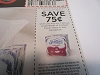 15 Coupons $.75/2 Scotties Facial Tissue 5/23/2021