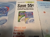 15 Coupons $.55/1 2000 Flushes Automatic Toilet Bowl Cleaner 7/25/2021