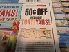 15 Coupons $.50/1 Bag Tortiyahs 7/31/2021 DND