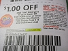 15 Coupons $1/1 Tide Detergent 50oz or Lower or Pods 20ct or Less 3/17/2018