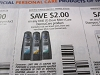 15 Coupons $2/1 Dove Men+Care DermaCare 3/31/2018