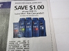 15 Coupons $1/1 Suave Men Hair Care 5/5/2018