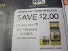 15 Coupons $2/1 Roc Skincare 5/19/2018
