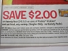 15 Coupons $2/24 5oz cans Purina Friskies Wet Cat Food Single Cans 7/31/2018