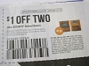 15 Coupons $1/2 16oz Bush's Baked Beans 6/10/2018